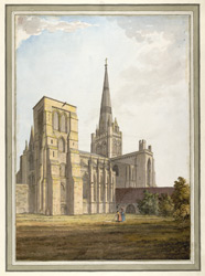 Chichester Cathedral f. 63 (no. 122)